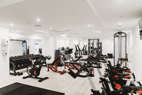 How to create a home gym home my