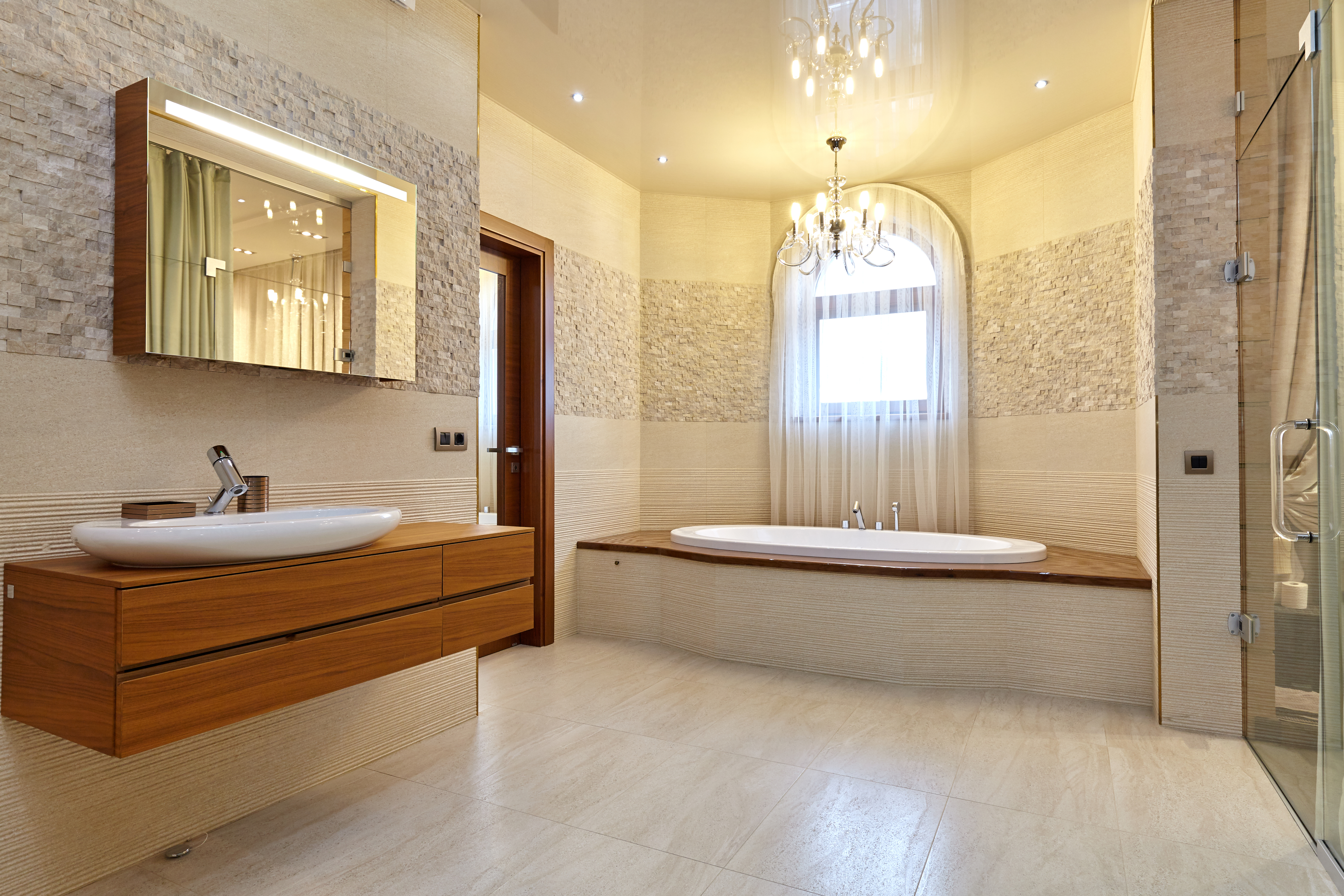 The Right Type of Natural Stone for your Bathroom