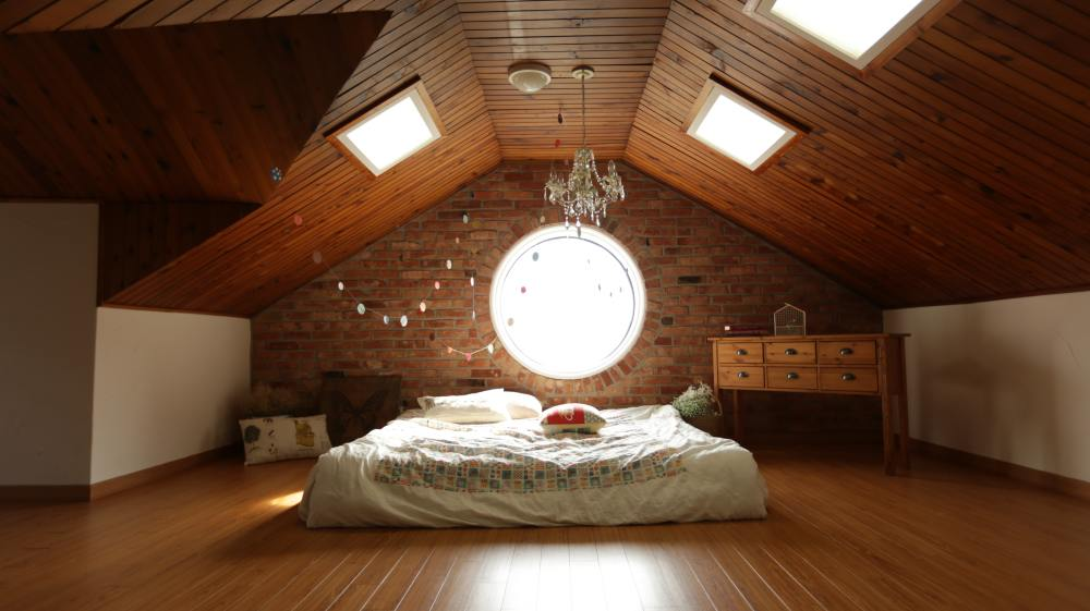 Steps into Converting an Attic into a Room