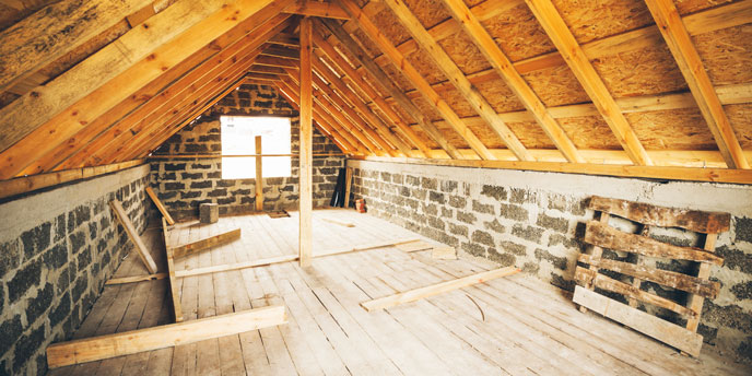 Ways to Decorate an Attic Bedroom
