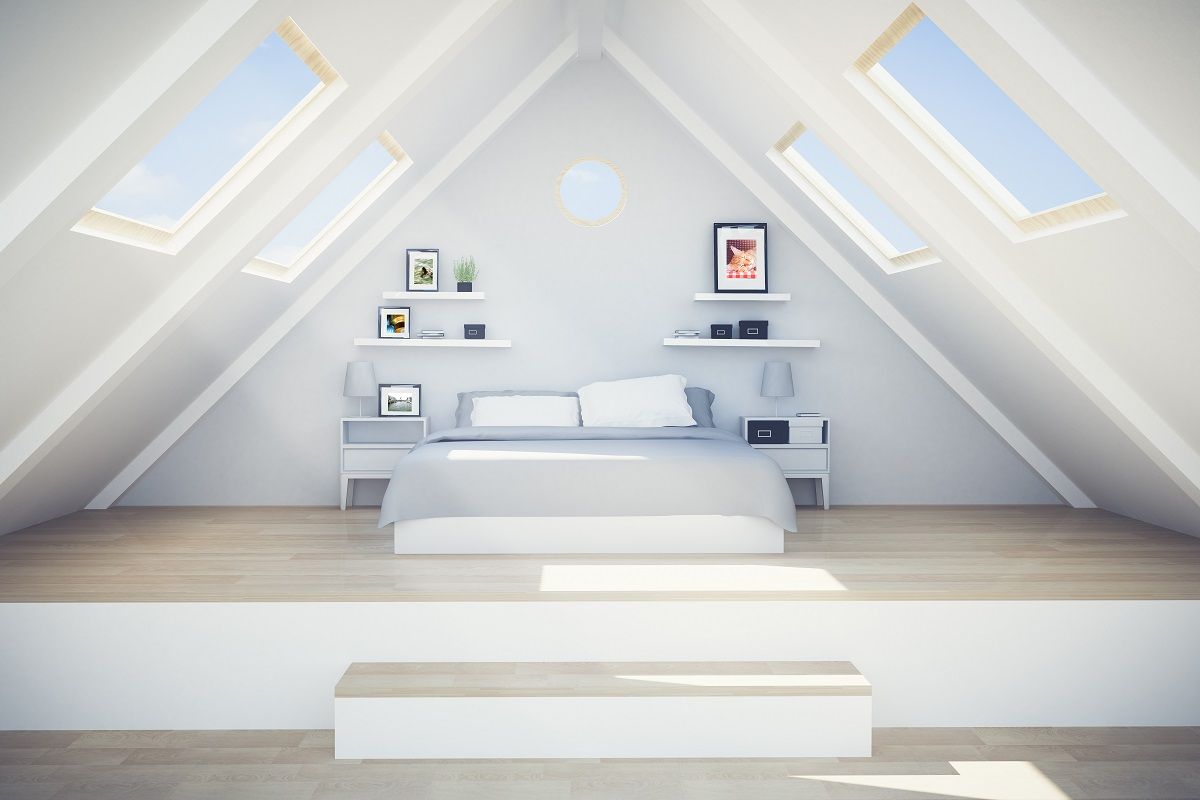Making A Statement with A Stylish Ceiling