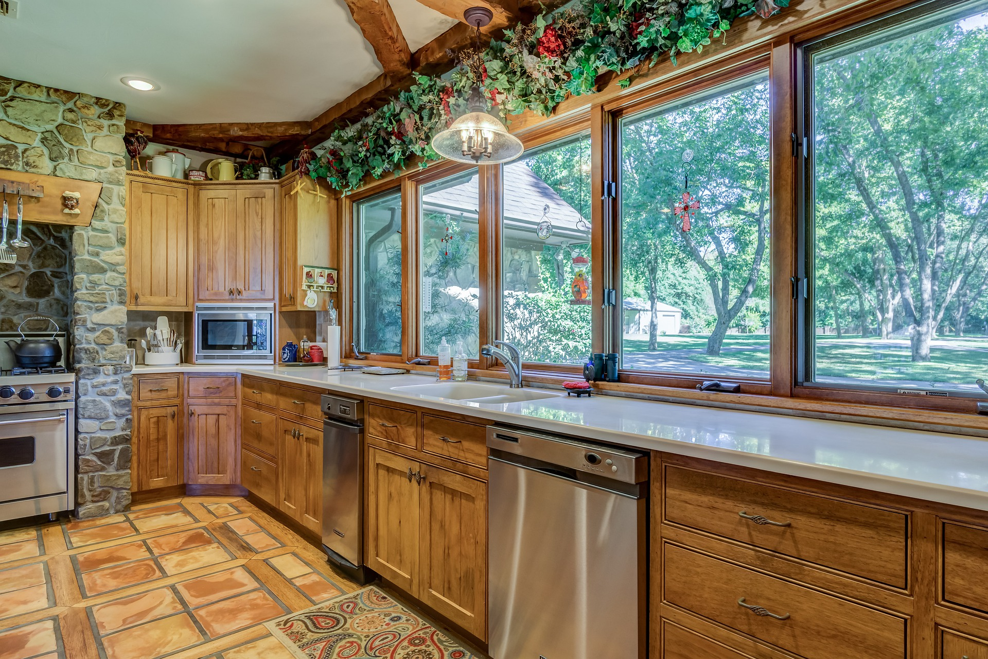 Part 2 of the Ultimate Guide to Kitchen Renovation: Sprucing Up the Windows