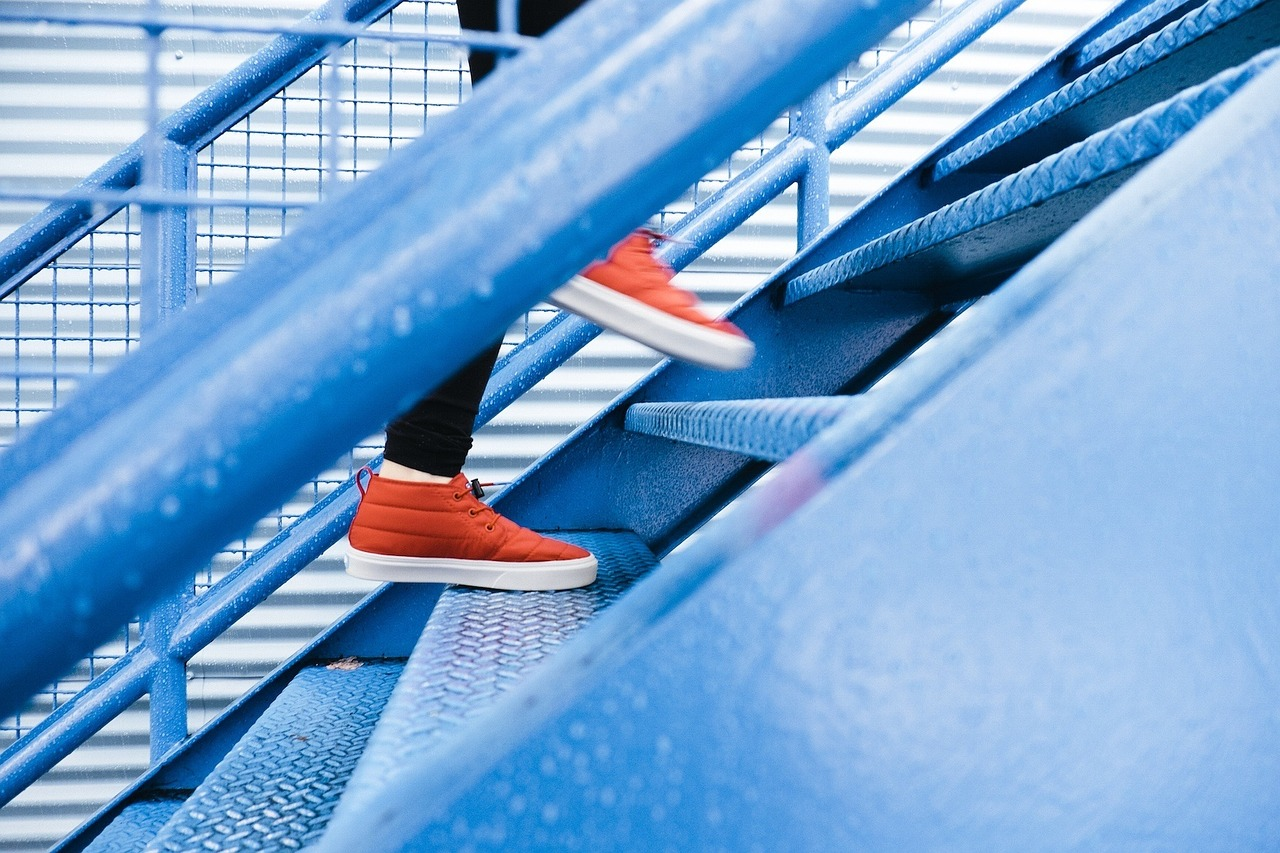 Steps Towards Safer Stairs