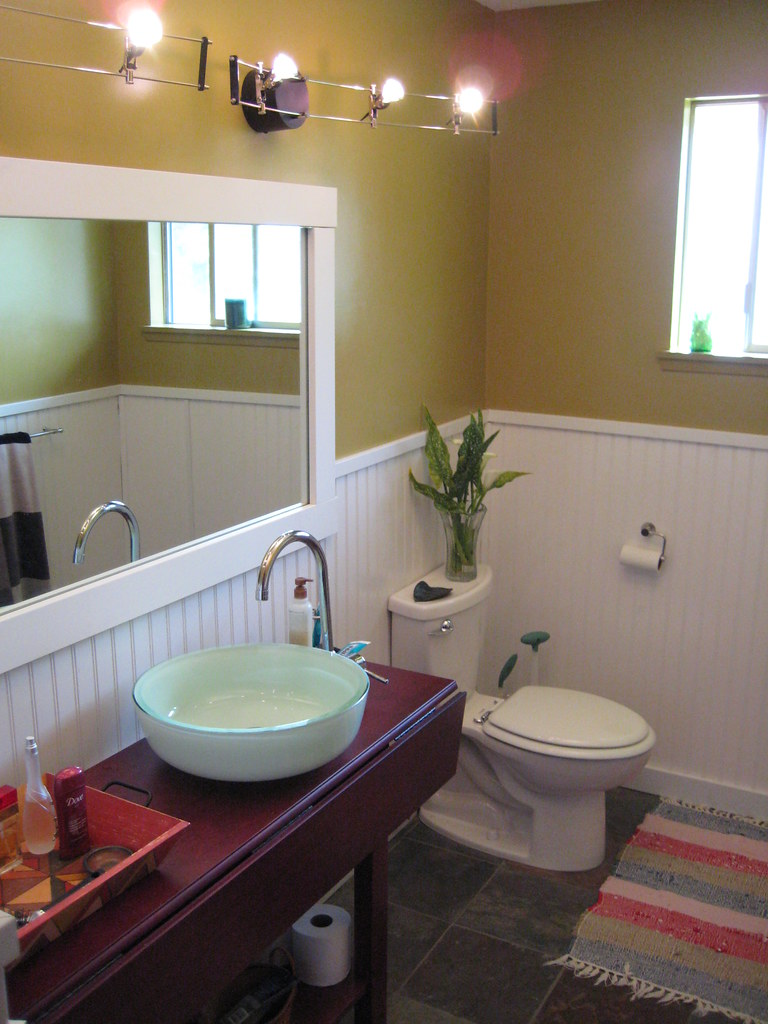 Renovating a Bathroom on a Budget