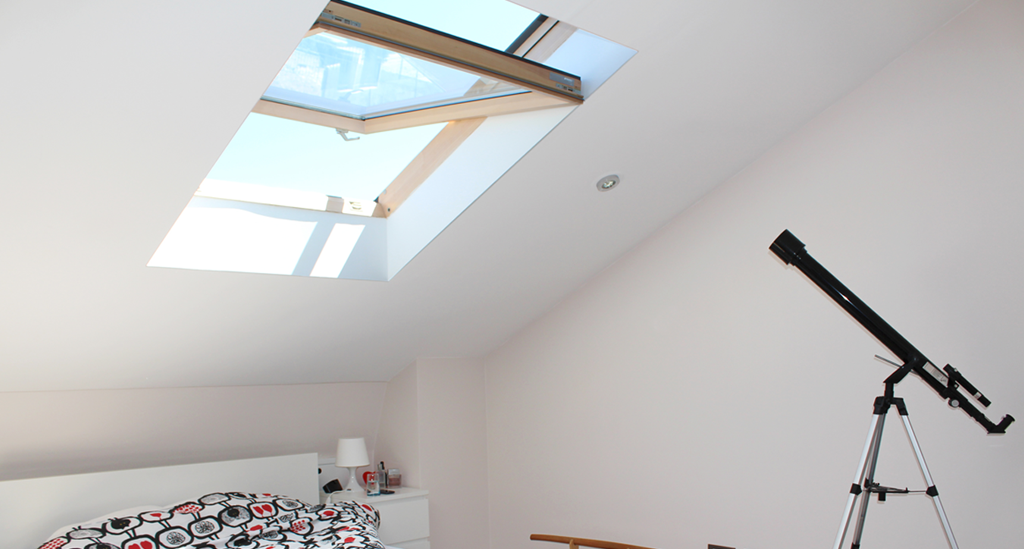 Installing a Skylight in Your Roof