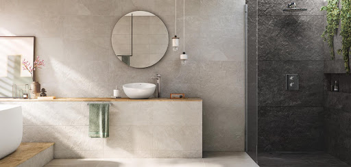 Decorating with Tiles and Laminate – What Goes Where