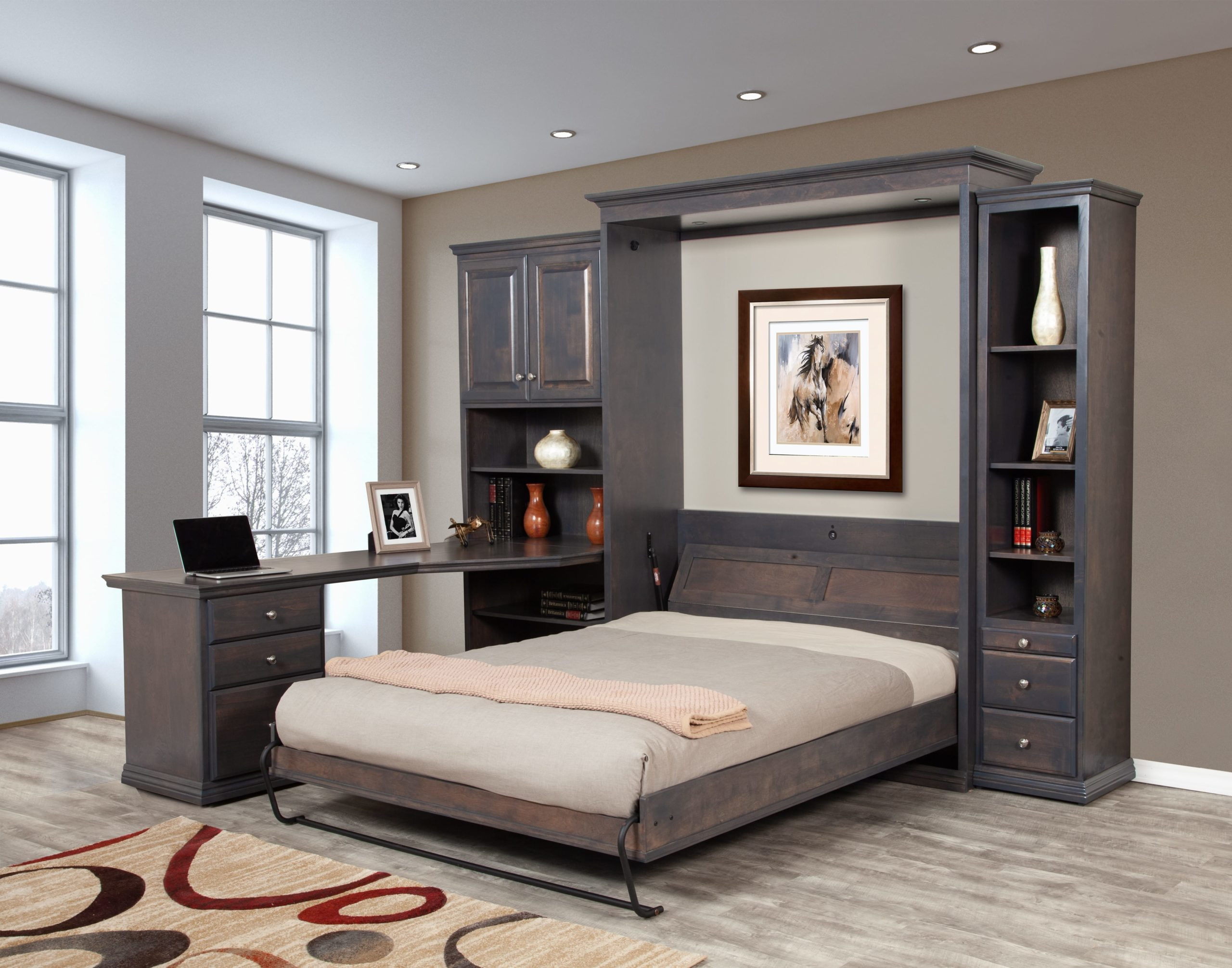 Everything You Need to Know About Murphy Beds