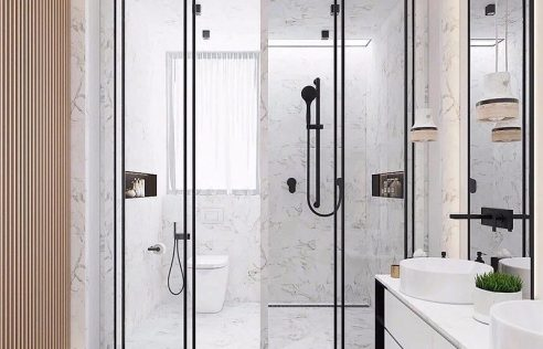 5 Points To Know Before Installing A Glass Shower