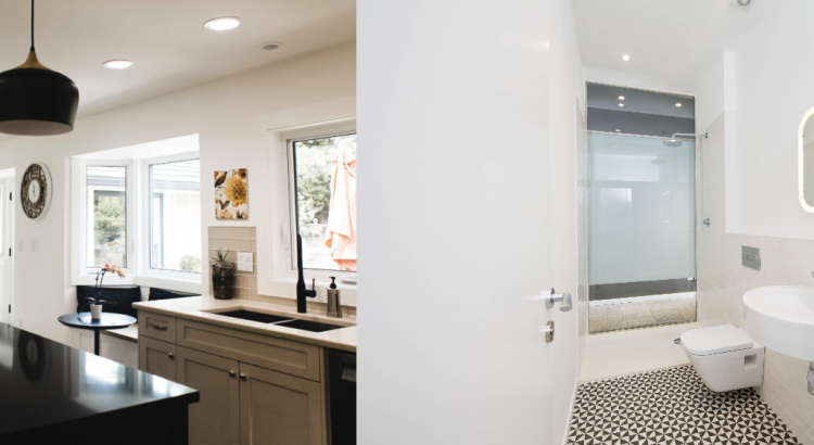 Kitchen and Bathroom Renovation: Everything You Need to Know!