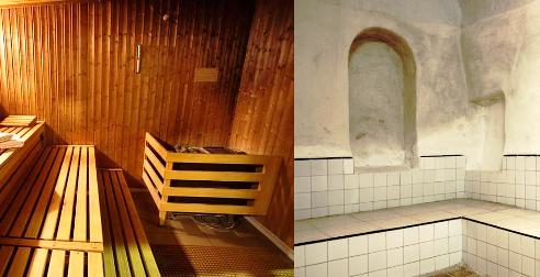 Sauna or Hammam: Which One to Choose
