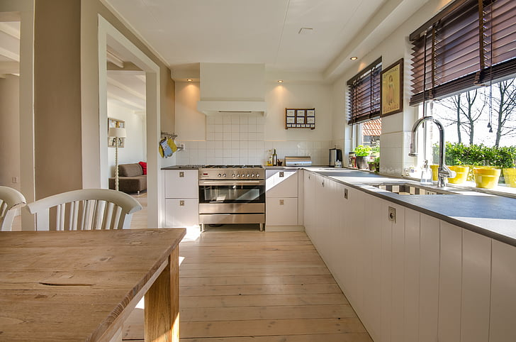 Sophisticated and Timeless Kitchen Style