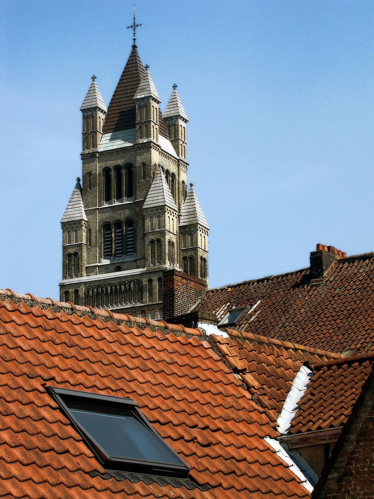 church-tower