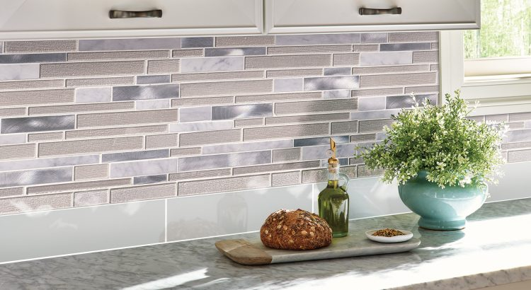 How to Add a New Kitchen Backsplash?